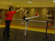 Tala Lee-Turton - my training, Bolshoi Ballet Academy