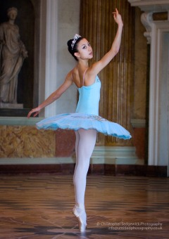Tala Lee-Turton, Bolshoi Ballet Academy - Wentworth Woodhouse