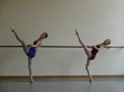 Tala Lee-Turton Ballet Class Bolshoi Ballet Academy