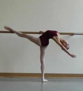 Tala Lee-Turton Bolshoi Ballet Academy Moscow