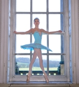 Tala Lee-Turton Wentworth Woodhouse Bolshoi Ballet Academy