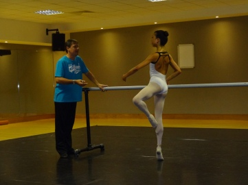 Tala Lee-Turton Bolshoi Ballet Academy Bristol Russian Ballet School