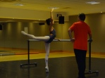 Training with Bristol Russian Ballet School
