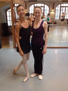 Tala Lee-Turton Prague International Ballet Masterclasses