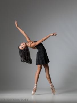 Tala Lee-Turton Life at the Bolshoi Ballet Academy