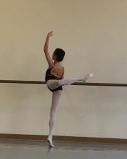 Tala Lee-Turton Bolshoi Ballet Academy