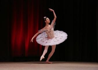 Tala Lee-Turton Tanzolymp 2015 Bolshoi Ballet Academy