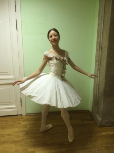 Tala Lee-Turton Bolshoi Ballet Academy Life at the Bolshoi Ballet Academy