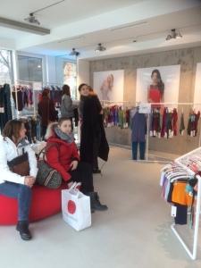 Yumiko store Berlin - Tala Lee-Turton