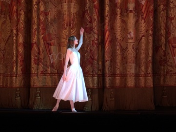 Lady of the Camellias - Bolshoi Ballet May 2015