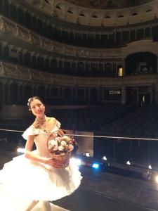 Bolshoi Ballet Academy graduation show - Le Corsaire Le Jardin Anime