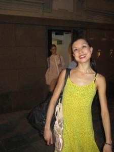 Tala Lee Turton Bolshoi Ballet Academy