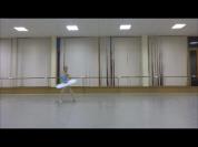 Tala Lee-Turton Bolshoi Ballet Academy Mosow