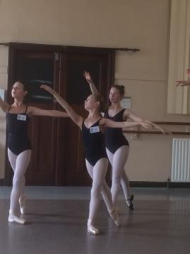 Tala Lee-Turton Summer Ballet Masterclasses - Bolshoi Ballet Academy
