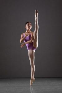 Tala Lee-Turton during the International Ballet Masterclass at Czech National Ballet Studios, Prague on August 11, 2015. Photo: Arnaud Stephenson