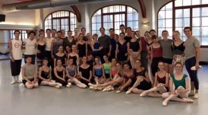 Tala Lee-Turton Bolshoi Ballet Academy Prague International Ballet Masterclasses