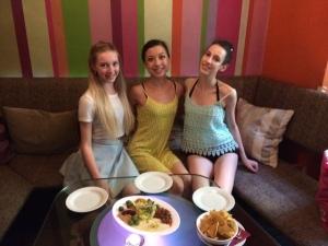 Tala Lee-Turton Bolshoi Ballet Academy Prague Ballet Masterclasses