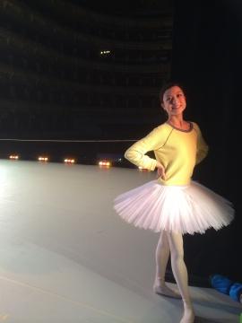 Tala Lee-Turton - Bolshoi Ballet Academy