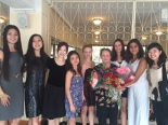 Tala Lee-Turton Bolshoi Ballet Academy Opening Ceremony