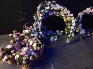 Flowers for Le Jardin Anime
