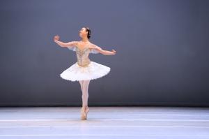 Tala Lee-Turton, Bolshoi Ballet Academy performing Aurora from Sleeping Beauty at VKIBC 2015
