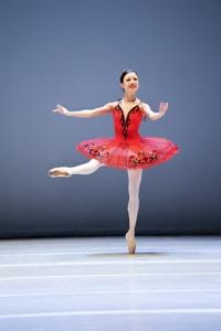 Tala Lee-Turton, Bolshoi Ballet Academy performing Spanish form Paquita at VKIBC 2015
