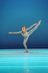 Tala Lee-Turton, Bolshoi Ballet Academy performing the little Mermaid by Alisher Hasanov at VKIBC 2015