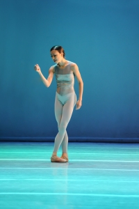 Tala Lee-Turton, Bolshoi Ballet Academy performing the little Mermaid by Alisher Hasanov at VKIBC 2015