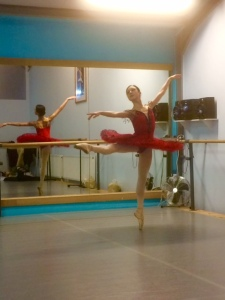 Valentina Koslova International Ballet Competition 2015