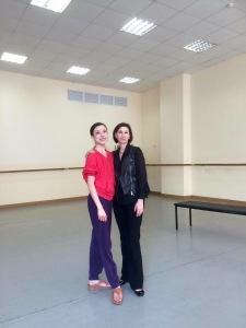 Tala Lee-Turton - Bolshoi Ballet Academy Acting Exam