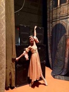 Tala Lee-Turton Bolshoi Ballet Academy; Romeo and Juliet