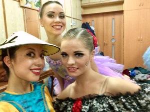 Tala Lee-Turton Bolshoi Ballet Academy Nutcracker